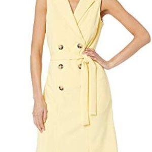 NWT Crepe Wrap Dress sz 8{Donna Morgan}